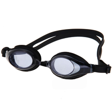 High Quality Adjustable Swimming Goggles Anti-Fog Waterproof Glasses + Ear Plugs unisex Free Shipping(China)