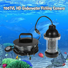 Infrared IR Fishing Camera Underwater Video Camera System LED Lights Fish Finder 360 Degree Rotating Fishing Video Camera(China)