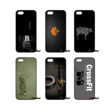 Crossfit Kettlebells Logo For iPod Touch iPhone 4 4S 5 5S 5C SE 6 6S 7 Plus Samung Galaxy A3 A5 J3 J5 J7 2016 2017 Case Cover