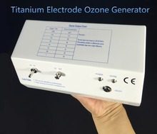 Ozone medical generator,Newest technology titanium electrode corona discharge ozone generator(Hong Kong)