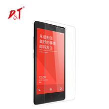 9H Factory direct Wholesale Quality tempered glass film for Xiaomi Note Mi2/mi4/mi4C/mi4S/Mi5 Screen protection film+Clean suits