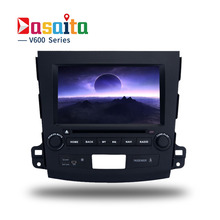 "8"" Octa Core Android 6.0 Car DVD GPS for Mitsubishi Outlander 2007-2011 Car 2 din radio multimedia 2Gb+32Gb 64bit PX5 4G net"