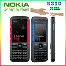 Refurbished 5310XM Original Nokia 5310 Xpress Music cell Phone Free Shipping