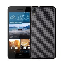 Kcatoon Soft Carbon Fiber Luxury TPU Case For HTC Desire 626 Back Cover for HTC 626 Coque phone cases(China)