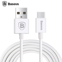 Baseus Type-C USB Cable Data Sync Charger Type C Cable For HTC10 Samsung  Huawei P9 Xiaomi LG G5 Nexus 5X 6P Oneplus 3 2 cable