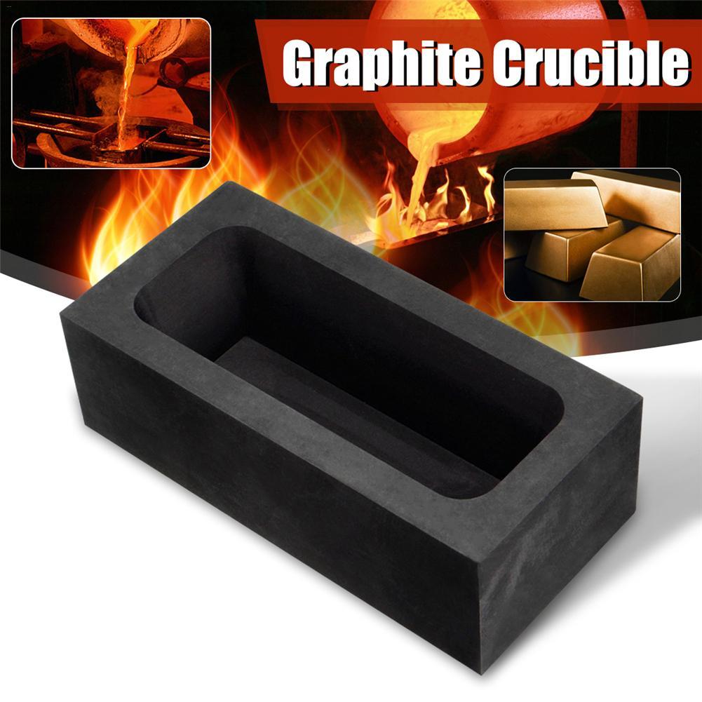 Graphite Ingot Mold Mould Crucible for Melting Casting Refining Metal Bar
