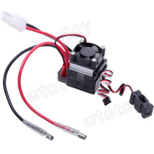 Buy 7.2V-16V TD-005 320A High Voltage ESC Brushed Speed Controller RC Car Truck Buggy Boat for $15.63 in AliExpress store
