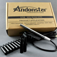 Andonstar A2 USB digital video otoscope for ENT telemedicine Ear Camera