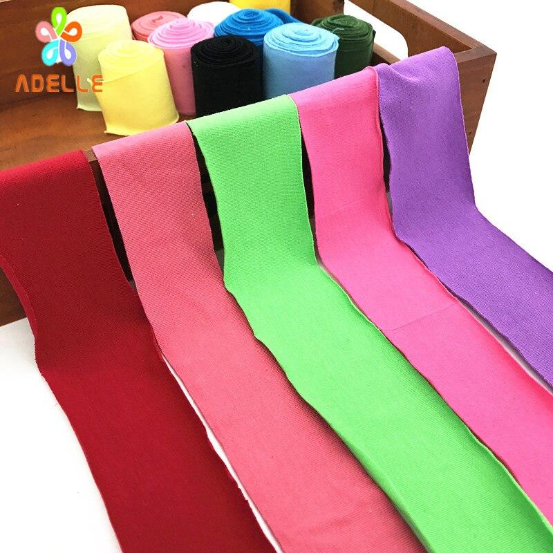 Japanese Cotton Linen Fabric Folded Bias Tape Trim Gingham Red Pink Green Purple
