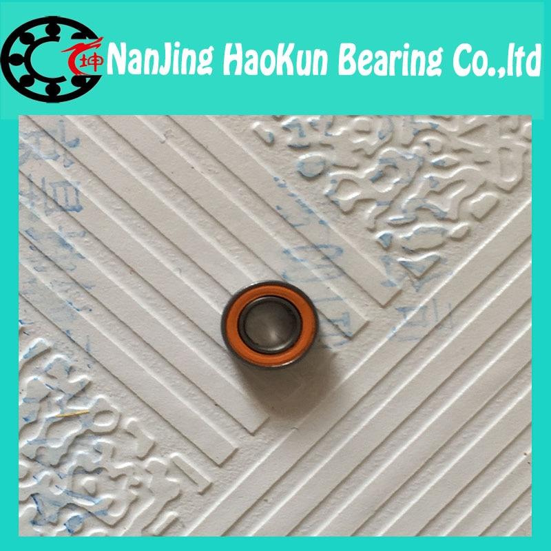Free Shipping 20x32 x7 mm Hybrid Ceramic Yellow Seal Nylon Cage BIKE BEARING S6804 61804 A5<br><br>Aliexpress