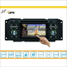 Car GPS Nav Navi Navigation For Dodge Caravan 2001~2007 Radio Stereo TV CD DVD iPod Bluetooth HD Screen S160 Multimedia System