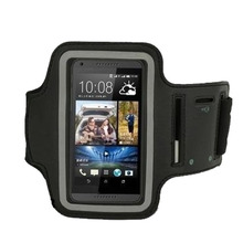 "AIYINGE #3 Cell Phone bag Sport Arm Band Belt  For lefone Paris 4G Octa Core 5"" MEDION LIFE E5001 MD 99206 5"""