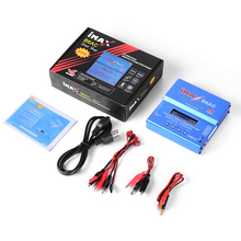 Build-Power 80W IMAX B6AC RC Balance Battery Charger Lipo/Li-ion/LiFe/NiMh Battery Balance Charger Discharger with LCD Screen