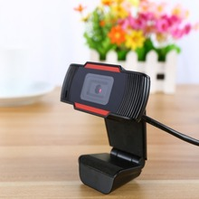 Web Cam USB 2.0 PC Camera 640X480 Video Record HD Webcam Web Camera with MIC for Computer PC Laptop Skype MSN