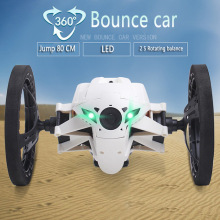 Strong Jumping Sumo Connected Toy Mini RC Car 2.4GHz Bounce Car With Flexible Wheels Remote Control Car