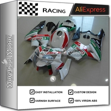 Excellent Painting Job 100% Fitment Guarantee ABS Plastic Injection Fairing Sets For Honda CBR600RR 05 06 CASTROL Free Shipping