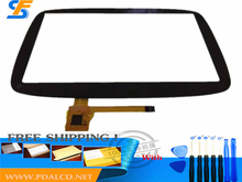 "Wholesale"" New OEM 5.0"" inch TouchScreen for TomTom GO 500 GO 5000 Touch Screen Digitizer Glass Sensors Repair replacement"