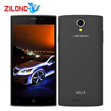 "Original Leagoo Alfa 5 Smarthone 3G WCDMA Android 5.1 5.0"" HD SC7731 Quad Core 1G RAM 8GB ROM 8.0MP Dual Sim GPS WIFI Phone"