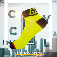 GLCO Professional Cycling Socks Breathable Outdoor Exercise Sports Hiking Socks Compression Athletic Riding Socks Men Women(China)
