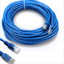 Durable 12 M Blue 65FT RJ45 For CAT5E For CAT5 Ethernet Internet Network Patch LAN Cable Cord For Computer Laptop router