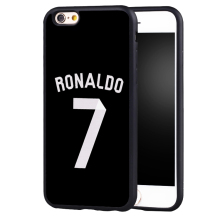 Cristiano Ronaldo CR7 football Jersey phone Case cover for iPhone 5 SE 5S 5C(China)