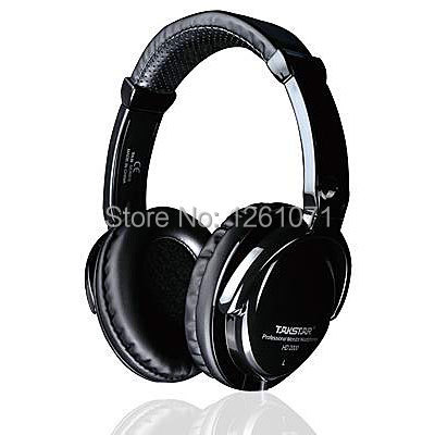 Dynamic Music production Audio mixing recording studio monitoring Professional DJ headphones Takstar HD2000 100mW<br><br>Aliexpress