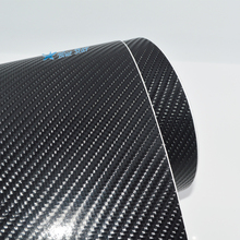 Carbon Fiber Vinyl Black 4D 55cmx100cm 4D Colored Glossy Carbon Fiber Vinyl Film Auto Wrapping Vinyl Wrap Foil(China)