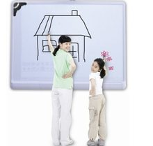Small and economic interactive white board YC100A Infrared ultrasonic whiteboard Hot sale in the world(China)