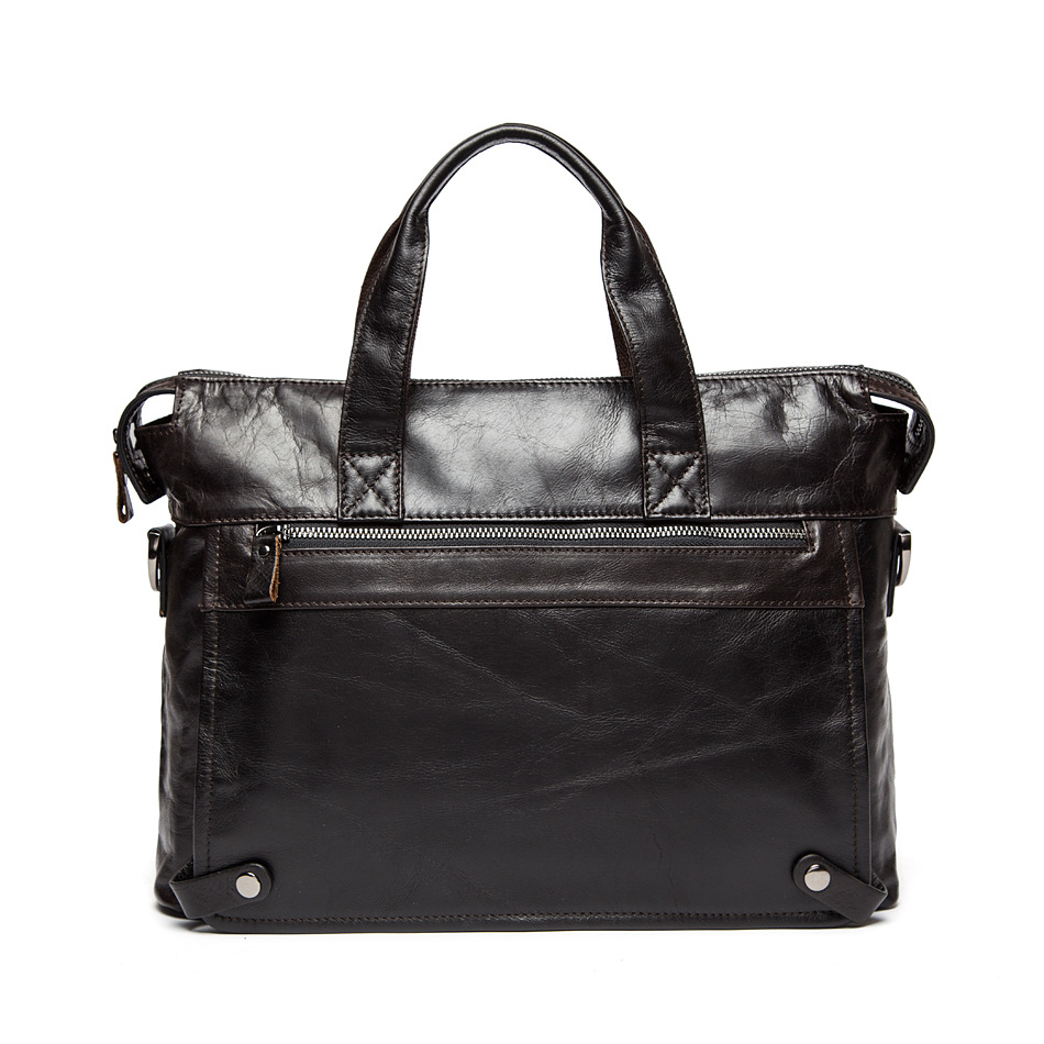 genuine leather briefcase (4)