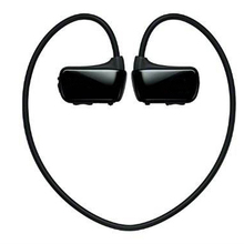 New Sport MP3 Player Headphone W273S Real 2GB wireless Running Earphone MP3 Music Player micro USB NO swimming