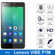 Buy 0.26MM Explosion-proof Tempered Glass Film Lenovo VIBE P1m P1mc50 P1ma40 Dual Sim Front Screen Protector pelicula de vidro for $1.15 in AliExpress store
