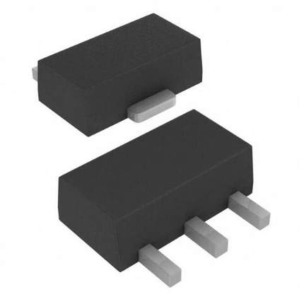 10pcs MCP1703T-3302E//DB IC Reg LDO 3.3 V .25 A SOT-223-3 MCP1703T-3302E 1703 T