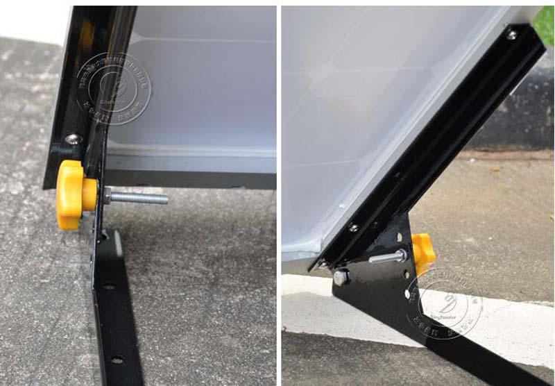 solar panel 100W bracket mount adjustable new