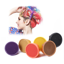 Dexe Makeup Rainbow Temporary Hair Color Chalk Dye Powder Disposable DIY Hair Dyeing Kit Halloween Party Colorant Hair Crayon