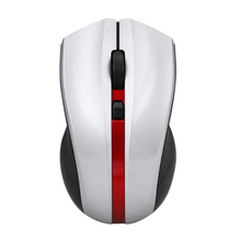 2.4GHz Wireless Pro Gamer sem fio gamer Gaming Optical Mouse Mice+USB Receiver For PC Laptop Macbook(China)