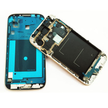 10 Pcs/lot, Front Housing Case For Samsung Galaxy S4 i9500 i9505 i337LCD Holder Screen Front Frame Replacement