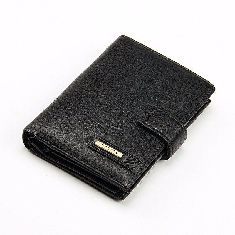 Mahukas must või pruun rahakott meestele