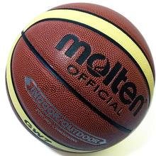 Original Molten Basketball GW7 PU Leather Men Basketball Ball Official Size 7 and Weight A+++ Quality Ball Wholesale