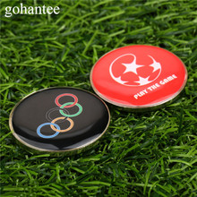 gohantee 1pc Soccer Accessories Football Soccer Referee Selected Edges Toss Coin Table Tennis/Soccer Match Referees Double Sides
