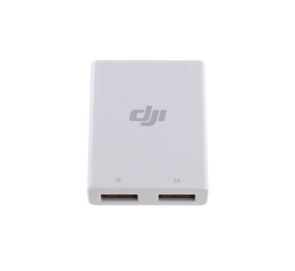 100% Original DJI USB Charger for Phantom 4/3 Ronin Smart Battery for Mobile Phone / Ipad / Tablet<br><br>Aliexpress