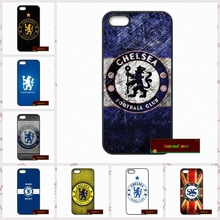 Phone Cases Cover For iPhone 4 4S 5 5S 5C SE 6 6S 7 Plus 4.7 5.5 Chelseas FC Football Club Case Cover(China)