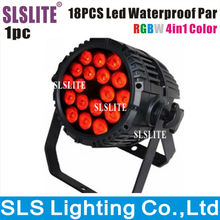 China Cheap Waterproof Outdoor Led Par Cans 18pcs 10w Mini 4In1 Dj Stage Light