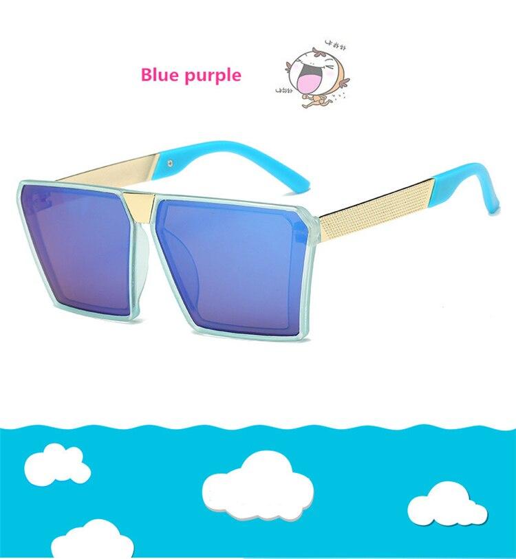 Mosilin Brand Sunglasses Kids UV400 Coating Sun Glasses Camouflage Frame Goggle Baby Boys Girls Sunglass oculos  (1)