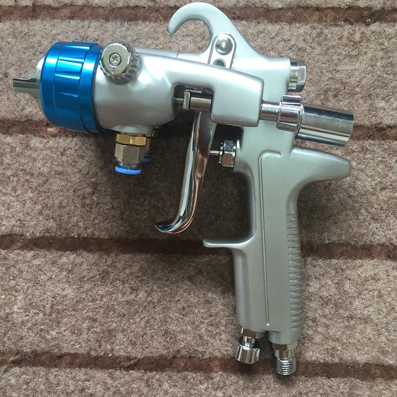 SAT1189 professional tool hvlp spray gun wall painting furniture air gun for painting chrome paint gun<br><br>Aliexpress
