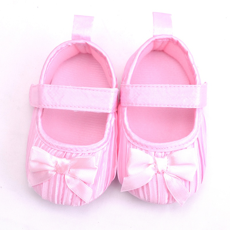 Flower Spring / Autumn Infant Baby Shoes Moccasins Newborn Girls Booties for Newborn 3 Color Available 0-18 Months 36