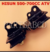 Hisun 500CC 700CC ATV Quad Front and Rear Engine Suspension support Parts(China)