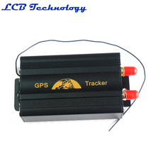 5pcs/lot Coban Car Tracker GPS TK103B+Remote Control Rastreador Veicular Portoguese Manual PC&Web System(China)