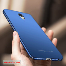 luxury plastic matte cases for meizu m3 note u10 u20 m3s m5 note pro6 case Cover Colorful Frosted Hard Scrub Back Phone Case