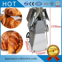 Dough can be adjusted bakery equipment pizza pita bread bakery equipment dough sheeter free shipping by sea(China)