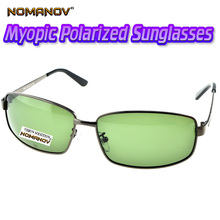 NOMANOV BRAND Custom Made NEARSIGHTED MINUS PRESCRIPTION POLARIZED SUNGLASSES -1 -1.5 -2 -2.5 -3 -3.5 -4